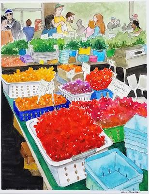 farmers market sue brindle