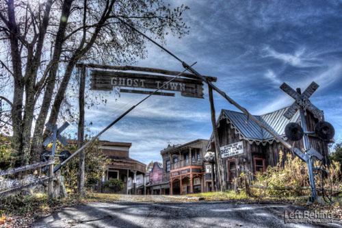 ghost town kyle wilson