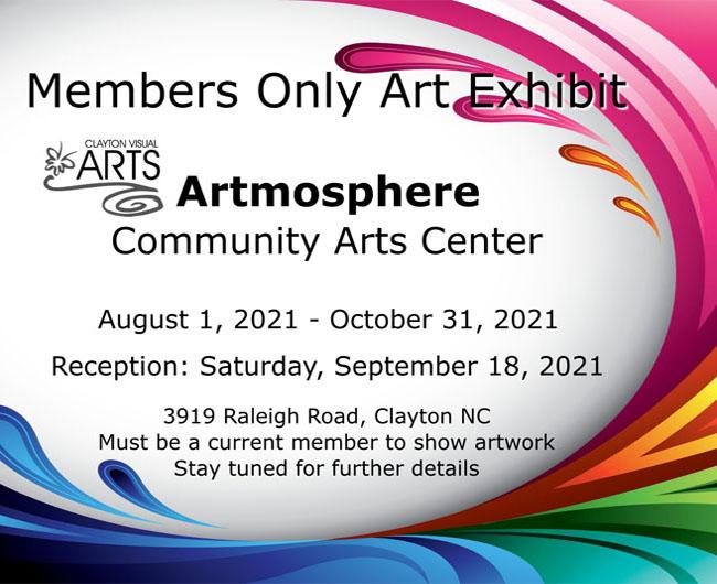 clayton visual arts artmosphere 2021